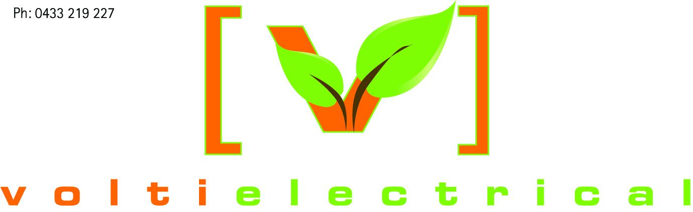 Logo Volti Electrical Electrician Brisbane