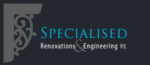 Specialised Renovations logo