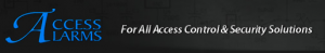 Access Alarms logo